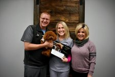 Giving Back to the Millcreek Animal Hospital